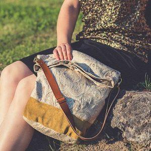 Újrahasznosított táskák
