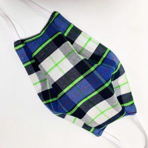 textil szájmaszk Debrecen kétrétegű mosható